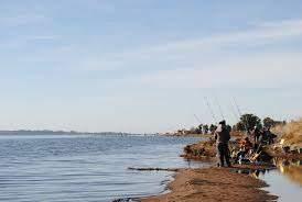 Pescar en Laguna Chasicó