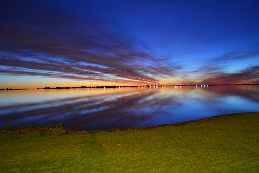Laguna de Chascomús para Pescar